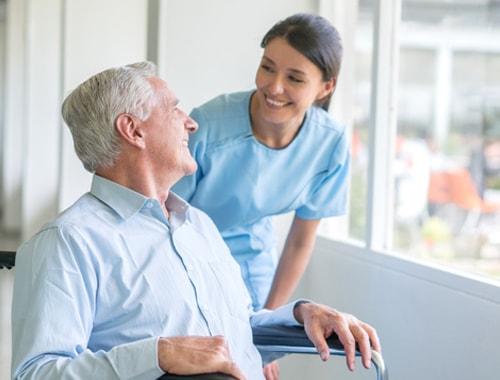 Auxiliaire de vie en maison de retraite fiche metier for Auxiliaire de vie en maison de retraite