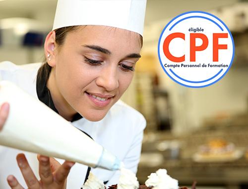 Utiliser Le Cpf Pour Se Former Au Cap Patisserie