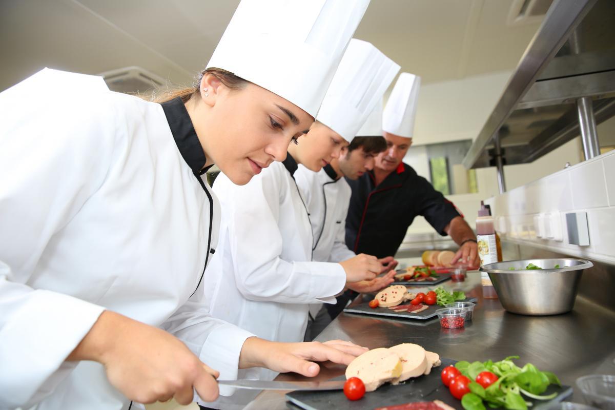 Les stages durant le CAP Cuisine