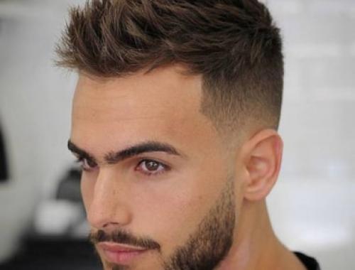 Coupes de cheveux des hommes pour la nouvelle annГ©e 2019