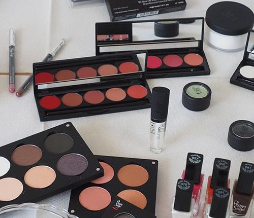 Kit maquillage CAP esthétique