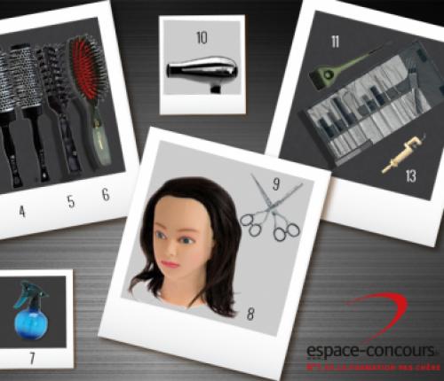 Espace Concours vous fait bénéficier d'une offre exceptionnelle : le Kit ecole professionnel.