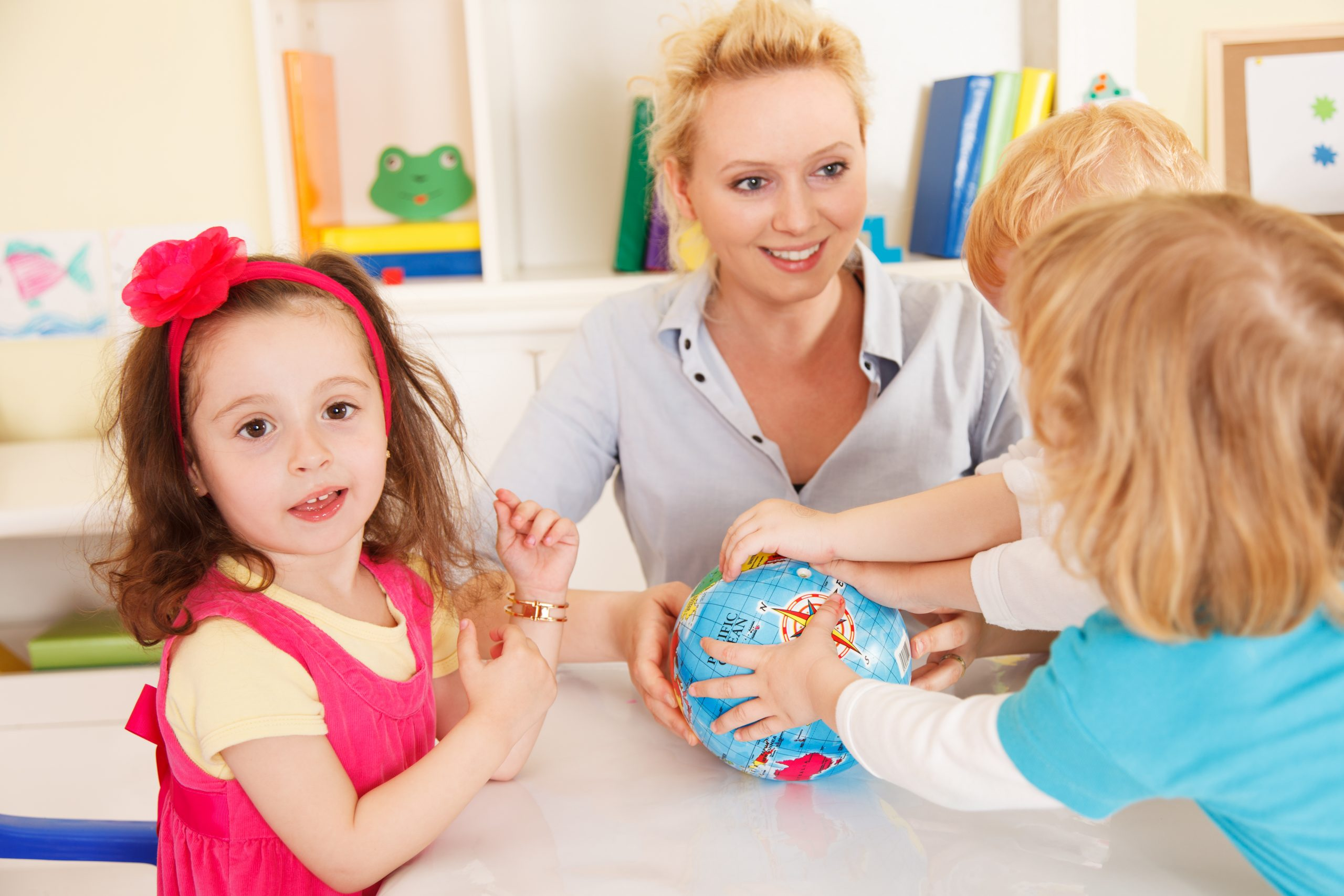 Petite enfance : qu'est-ce qu'un relais assistantes maternelles (RAM) ?