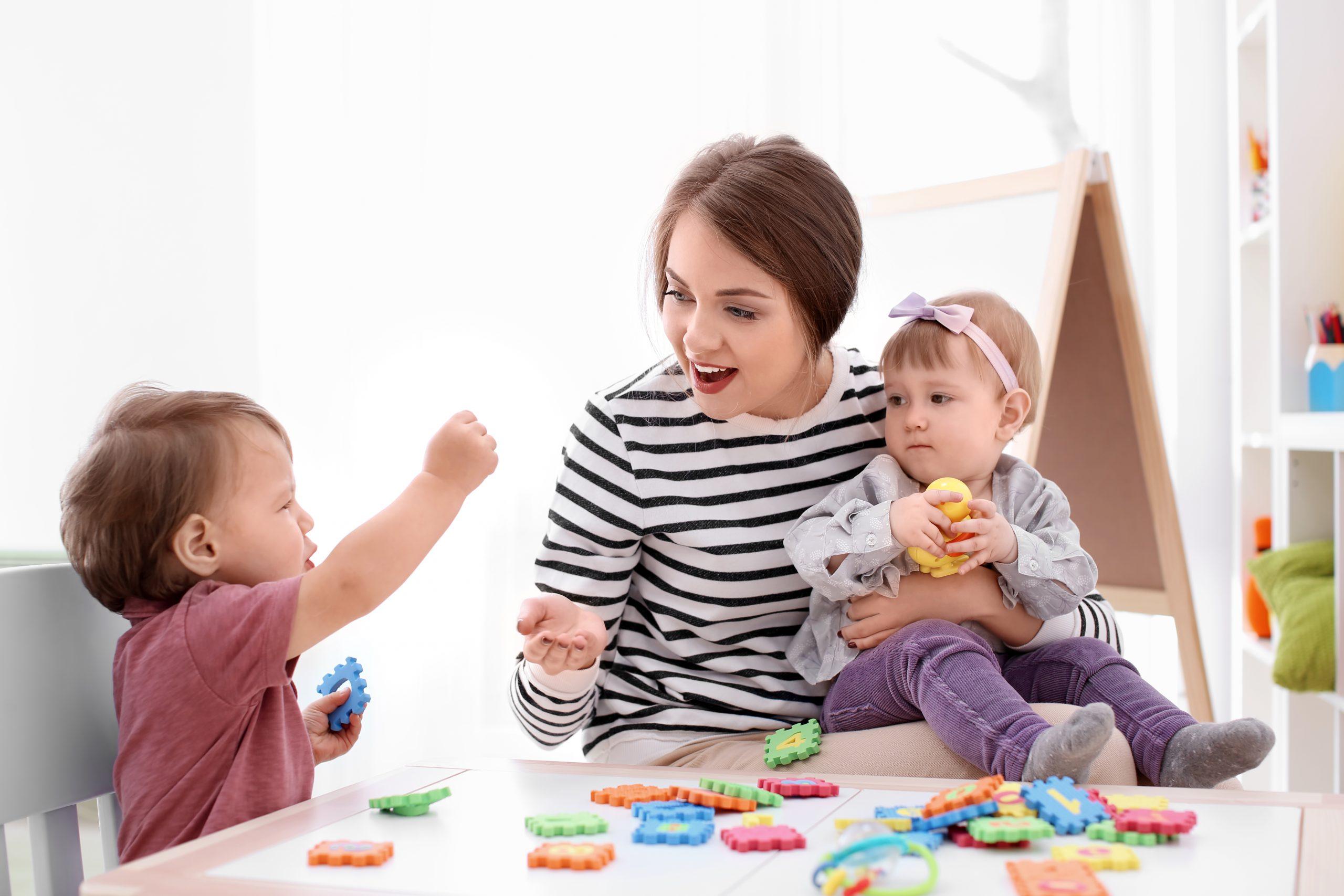 CAP Accompagnant éducatif petite enfance : tout savoir sur le projet d'accueil individuel de l'EP3