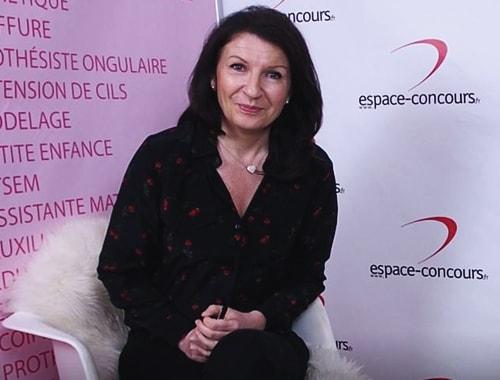 Annaïck Salaün-Lepetit, responsable pédagogique de l'organisme de formations à distance, Espace Concours.
