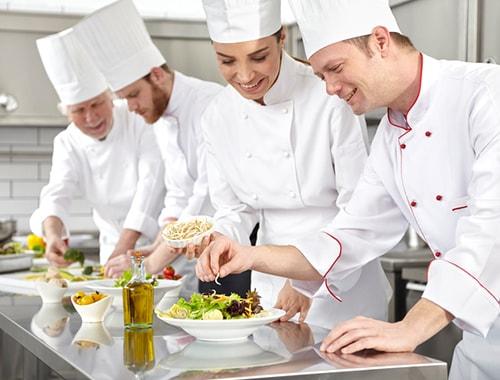 Découvrez le CAP Cuisine à distance d'Espace Concours.