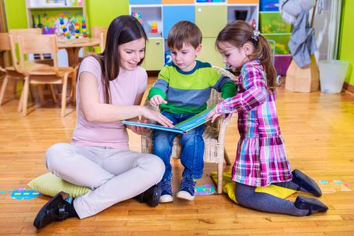 Le développement de l'enfant est une des notions fondamentales du CAP Accompagnant éducatif petite enfance (AEPE).