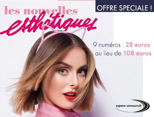 Suivez la formation d'Espace Concours au CAP Esthétique cosmétique parfumerie à distance.