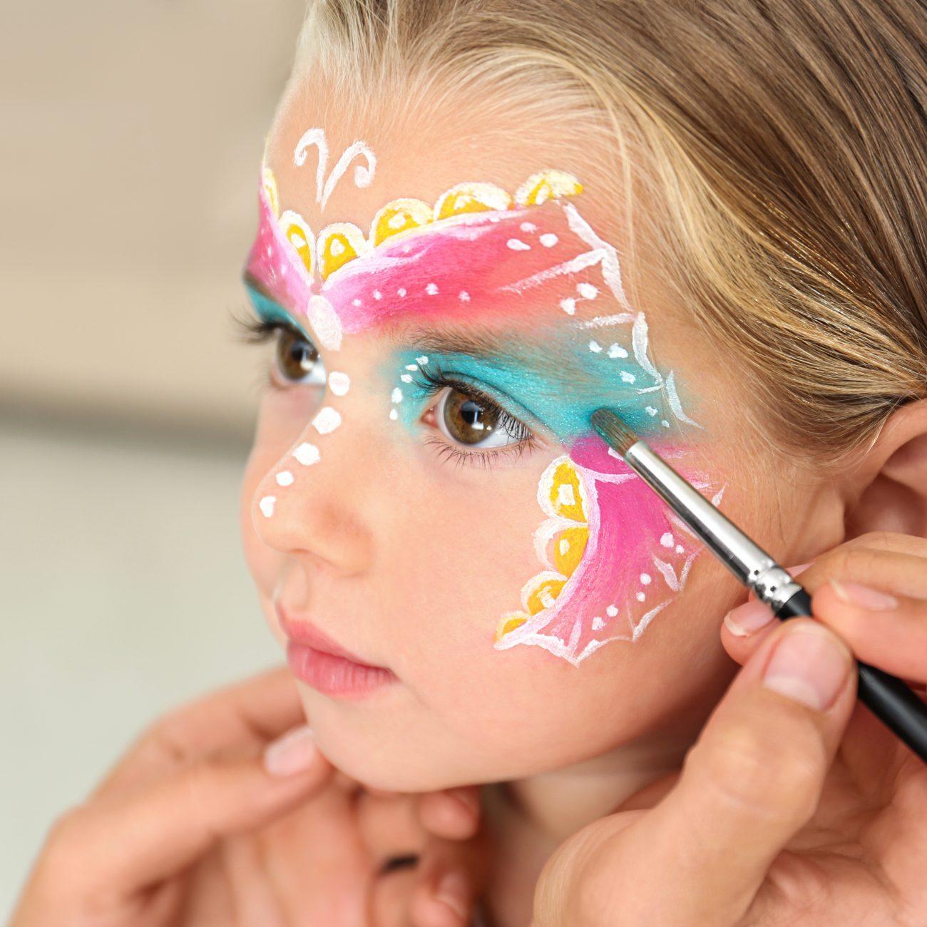 liste matériel maquillage enfant