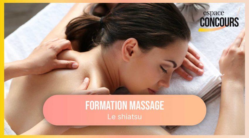 Massage Shiatsu [Formation Massage bien-être – Vidéo Tuto – Extrait de cours]