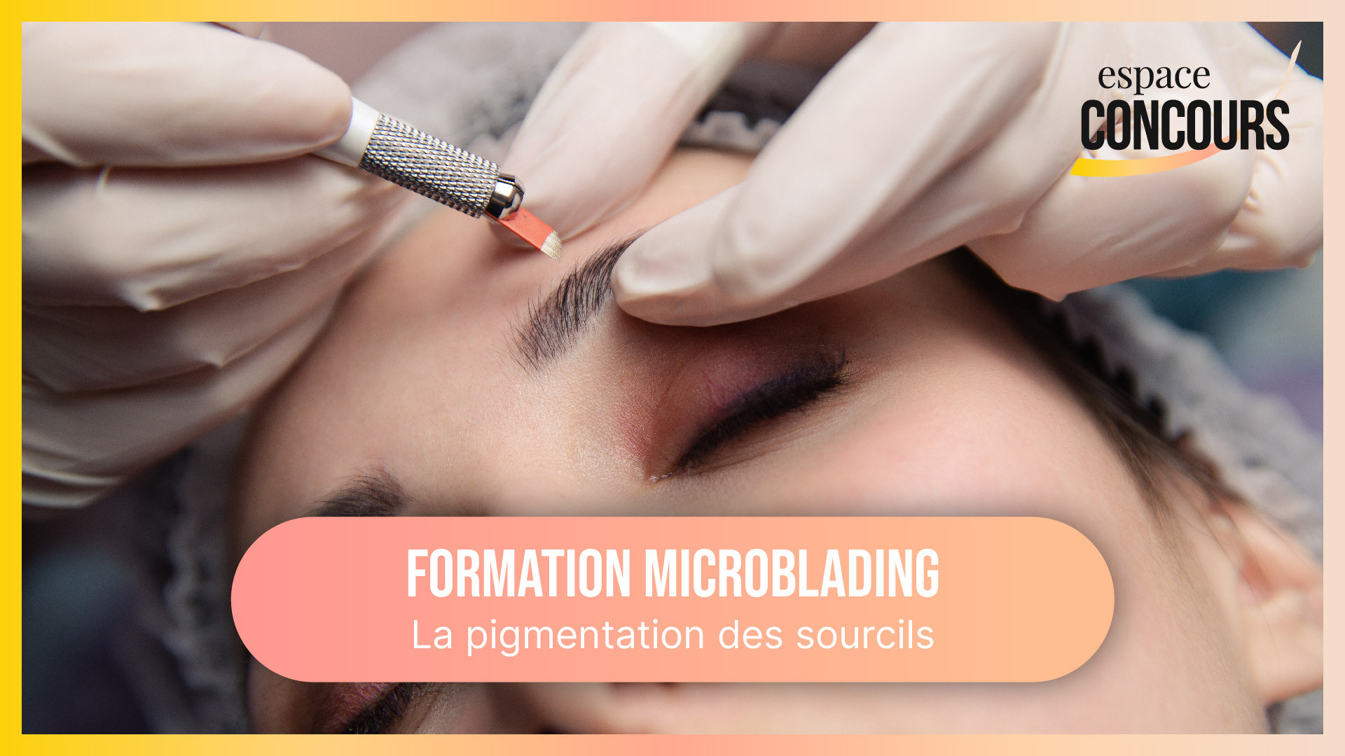 Pigmentation sur peau [Formation Microblading – Vidéo Tuto – Extrait de cours]