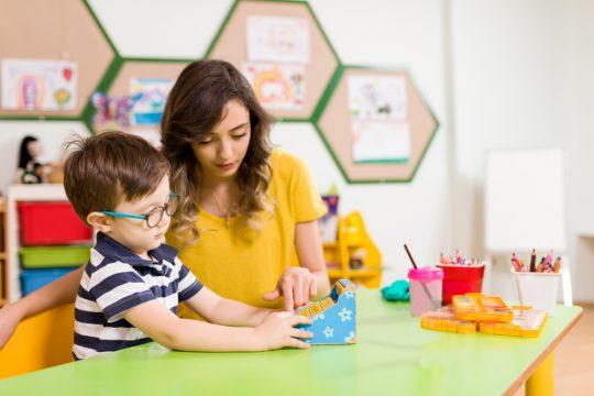 Le CAP Petite enfance permet d'occuper plusieurs métiers.