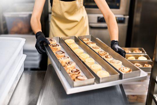 Le salaire du pâtissier