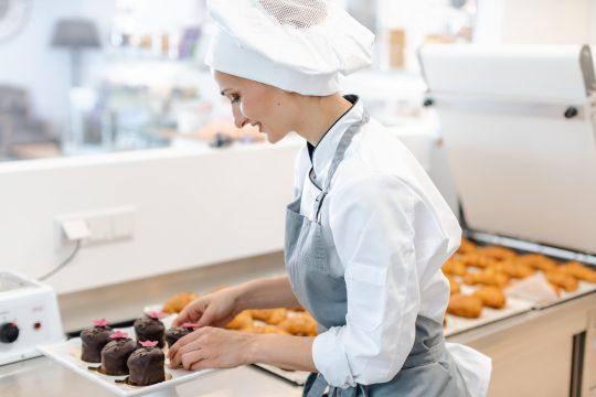 La formation CAP Pâtissier en CFA