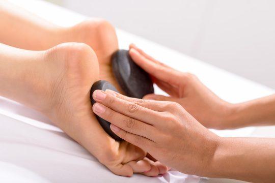 contre-indications massage pierres chaudes