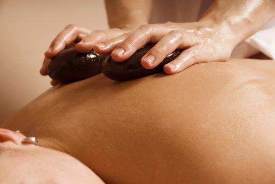 tarif massage pierres chaudes